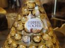 Ferrero Rocher's golden, dessert-filled experience