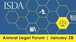 ISDA Annual Legal Forum -- Jan. 28 in London