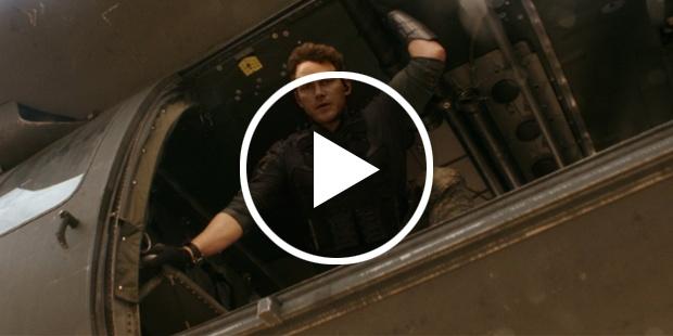 Amazon Studio's The Tomorrow War Sees Chris Pratt Saving The World Again