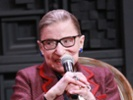 Ginsburg discusses sexual harassment, plans to stay on court