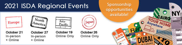 The ISDA Regional Events are back! In-person attendance available in New York and London