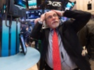 US stocks experience steepest fall since Oct.