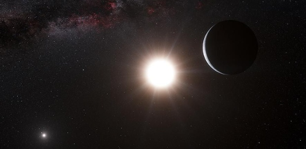 How do 'Tatooine' planets survive with 2 suns?