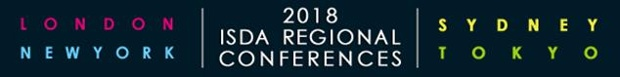 2018 ISDA Regional Conferences -- Sept. 26 in London | Oct. 4 in New York | Oct. 23 in Sydney | Oct. 26 in Tokyo