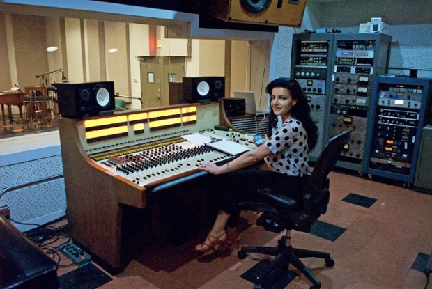 Sue Moreno Masters Memphis Sessions with Grundman