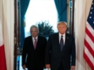 Trump, Lopez Obrador meet in D.C. to celebrate USMCA
