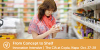 Create a rock-solid innovation plan for your food concept with Concept to Shelf