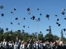 Data show more students graduating on time