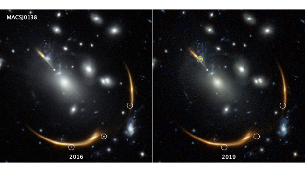 Distant 'Requiem' supernova will be visible again in 2037, astronomers predict