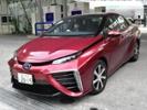 Toyota promotes hydrogen car with air-scrubbing billboards