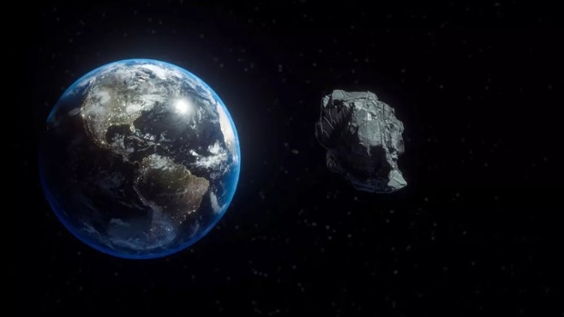 Asteroid the size of the Great Pyramid of Giza just flew (safely) by Earth