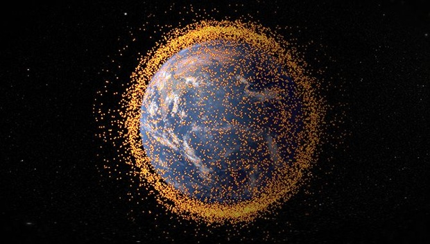Space junk collision: Chinese satellite got whacked by hunk of Russian rocket in March