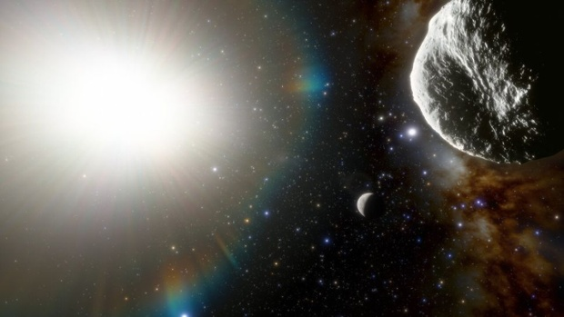 Fastest-orbiting asteroid in solar system discovered