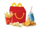 McDonald's to reduce salt, fat, sugar in global Happy Meals