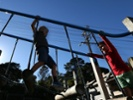School uses exercise to support behavior