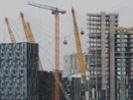 Crane operators must exercise caution near power lines