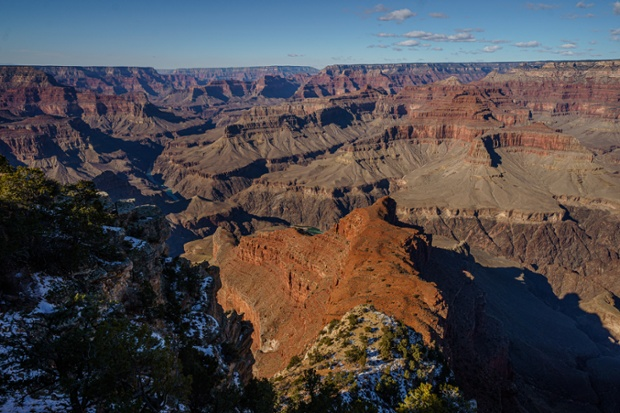 Mystery of Grand Canyon's lost rocks may finally be solved