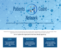 Get involved with the Patients Count Network