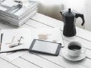 A cluttered desk can make it harder to focus