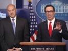 Trump urges cut in personal, business tax
