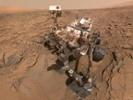 Mars image released in honor of Curiosity milestone