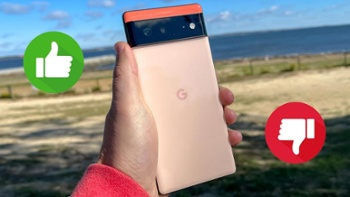 Google Pixel 6 - 5 reasons to buy and 3 to skip