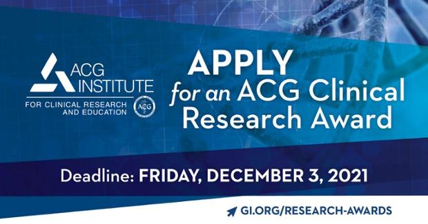 ACG Association News Beginning Oct. 25