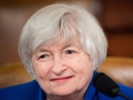 Yellen downplays bitcoin's role in markets