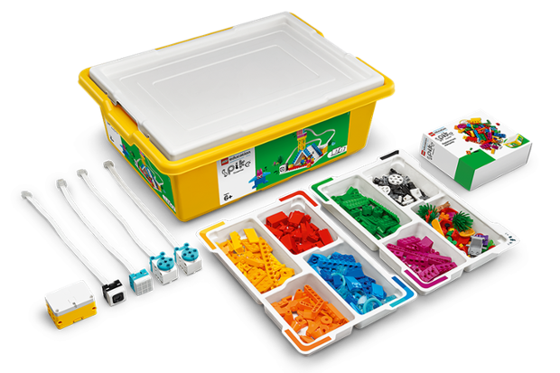 Lego Education unveils Spike Essentials to teach kids STEAM subjects