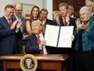 How does Trump's executive order change the ACA?