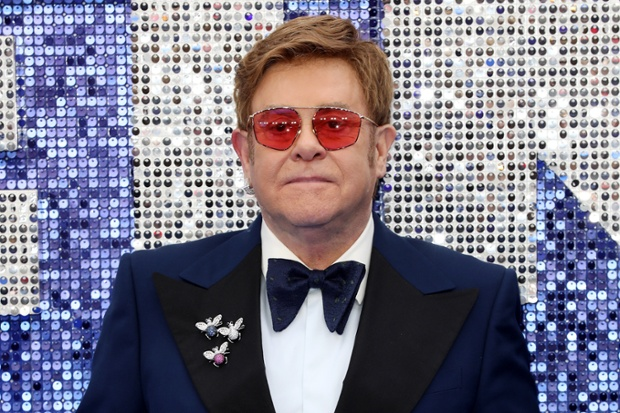 Elton John: More collaboration is needed to end AIDS