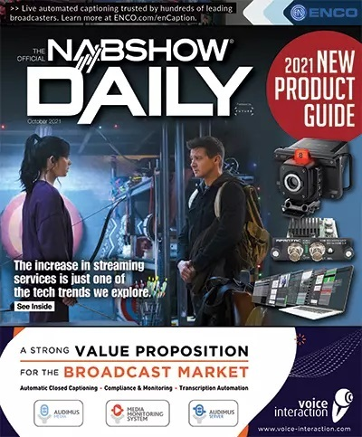 The NAB Show Daily Is Here for You!