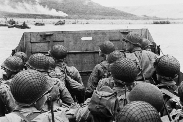 D-Day anniversary events were scaled back