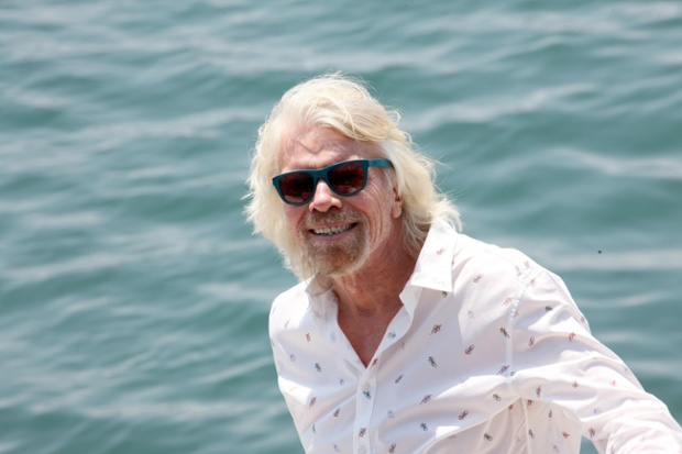 Richard Branson: Philanthropists can do more together