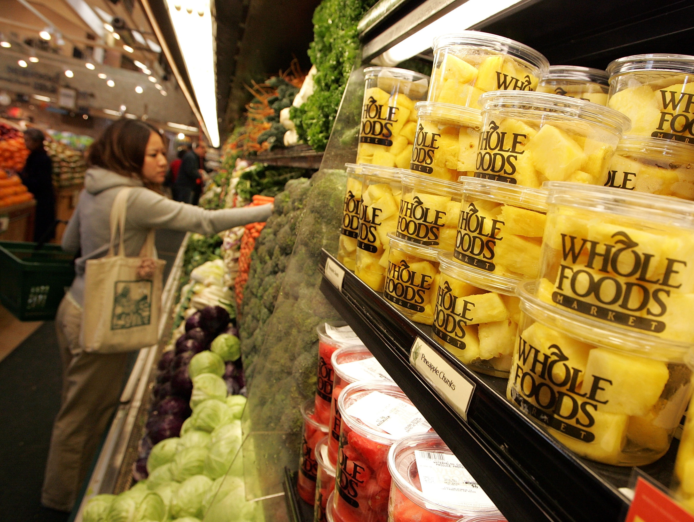 whole foods a whole istic strategy Case study: whole foods a whole-istic strategy i company backgrounds whole foods market was founded in austin, texas, when four local business people decided the natural foods industry was ready for a supermarket format.