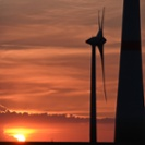 sun, turbines