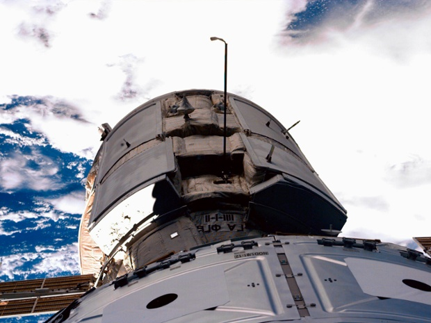 Small cracks found in International Space Station module: report