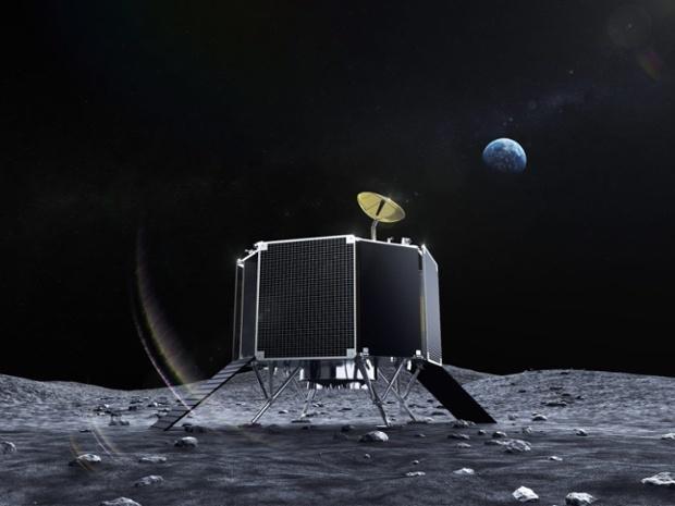 Japanese company ispace unveils new, bigger moon lander