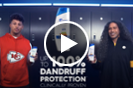 Head & Shoulders brings NFL stars back in 100% campaign