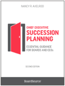 Today's featured publication: CEO Succession Planning