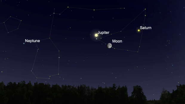 Best night sky events of September 2021 (stargazing maps)