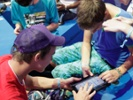As mobile gamers relax, they open up to ads