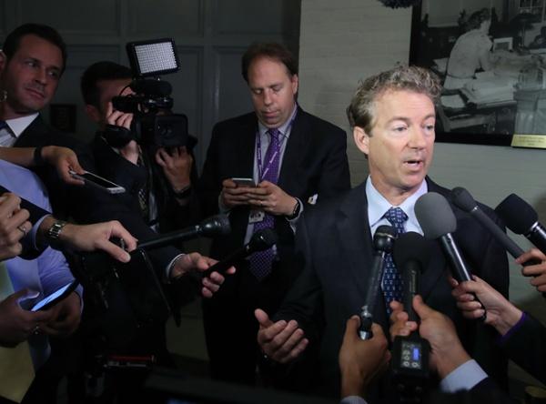 4 conservatives oppose current Senate health bill