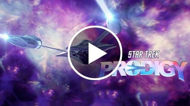 Watch a sneak peek of the 'Star Trek: Prodigy' opening sequence