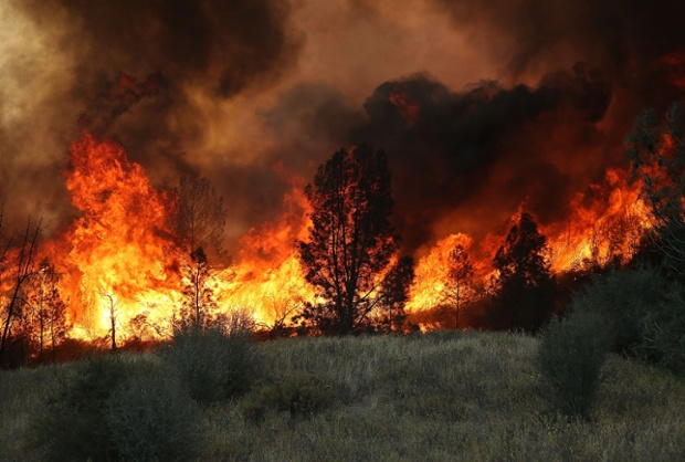 Experts lit small wildfires to prevent big wildfires