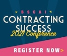 Register for the 2021 BSCAI Contracting Success Conference