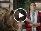 Harmon Brothers casts Fluffy the Grizzly for Kodiak Cakes