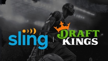 Sling TV Teams With DraftKings for Basketball Betting Channel