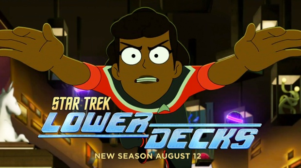 'Star Trek: Lower Decks' returns for sensational season 2 on Paramount+