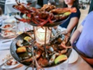 Chefs create next-level seafood towers